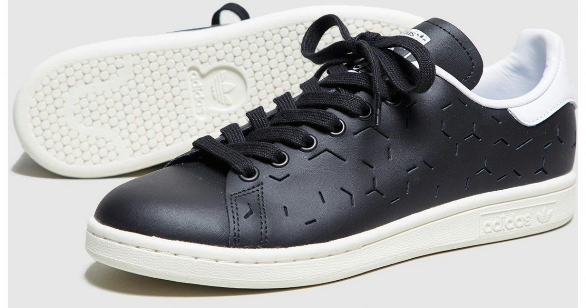 Adidas Stan Smith Black 6
