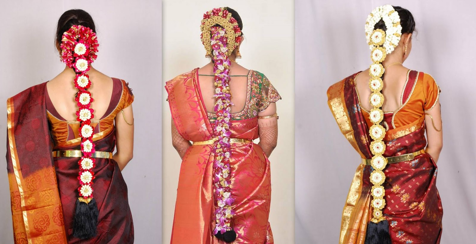 South Indian Wedding Blouse Neck Designs 6
