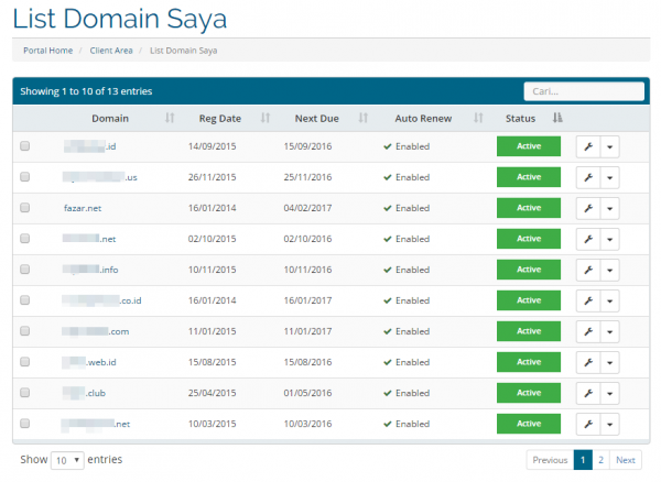 Review Rumahweb - Provider Web Hosting Indonesia