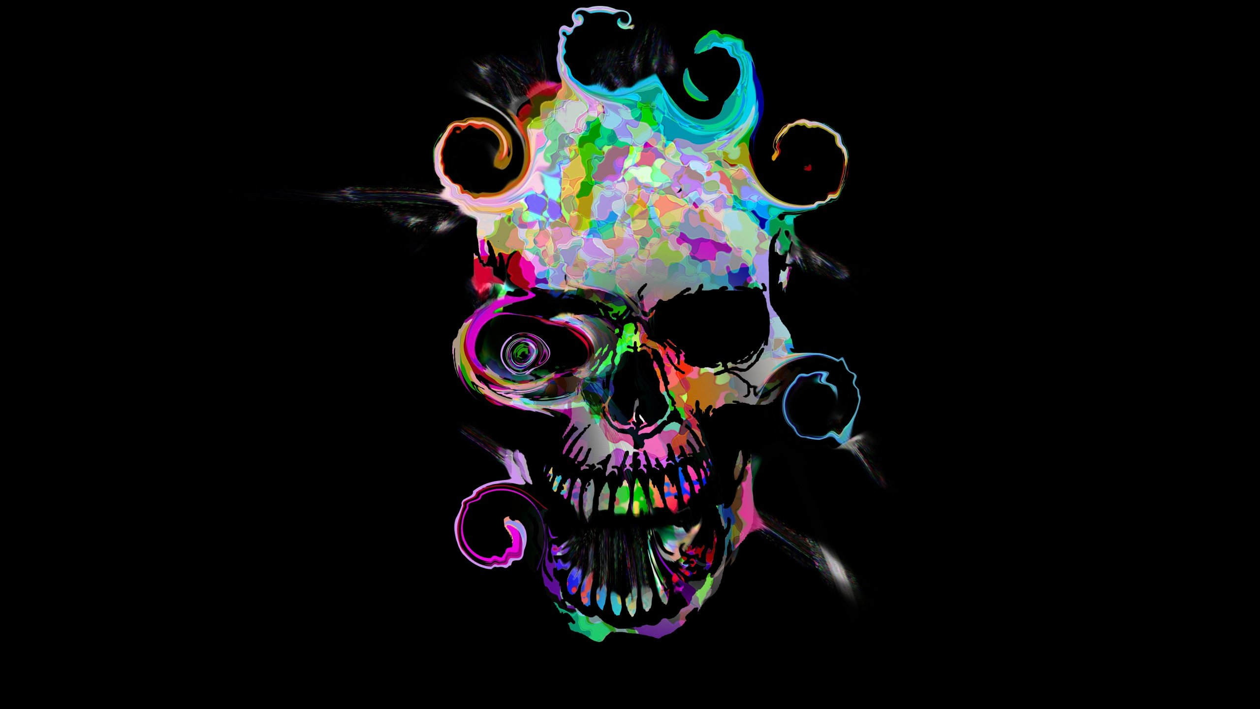 Skull Wallpaper Hd For Mobile 6