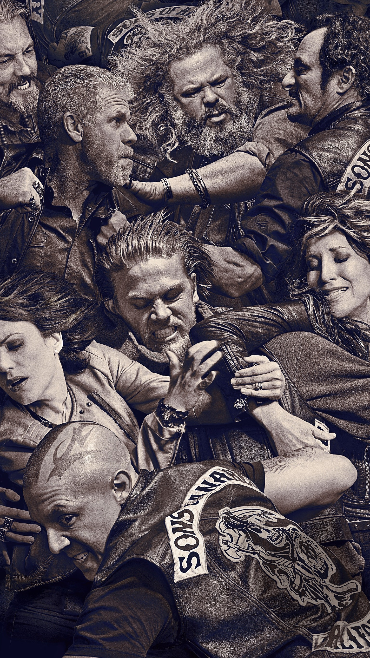 Sons Of Anarchy Hd Wallpaper 4