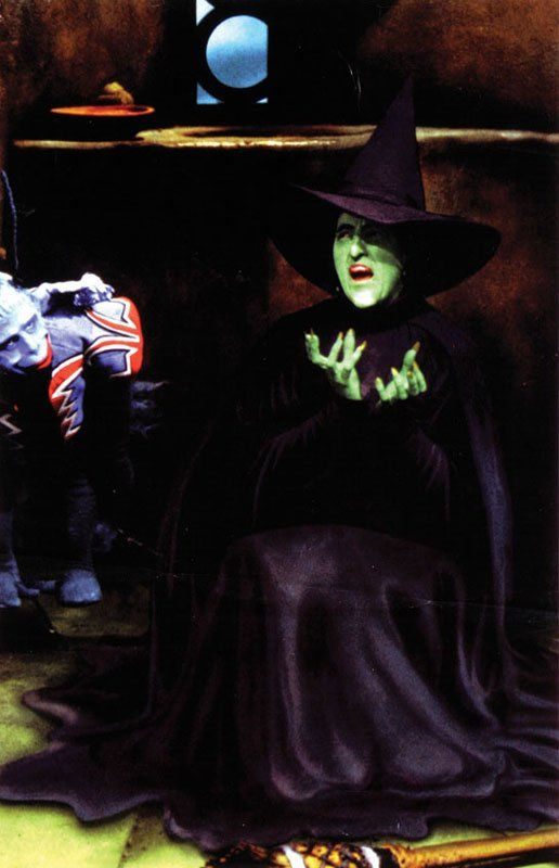 Wicked Witch Melting Gif 3