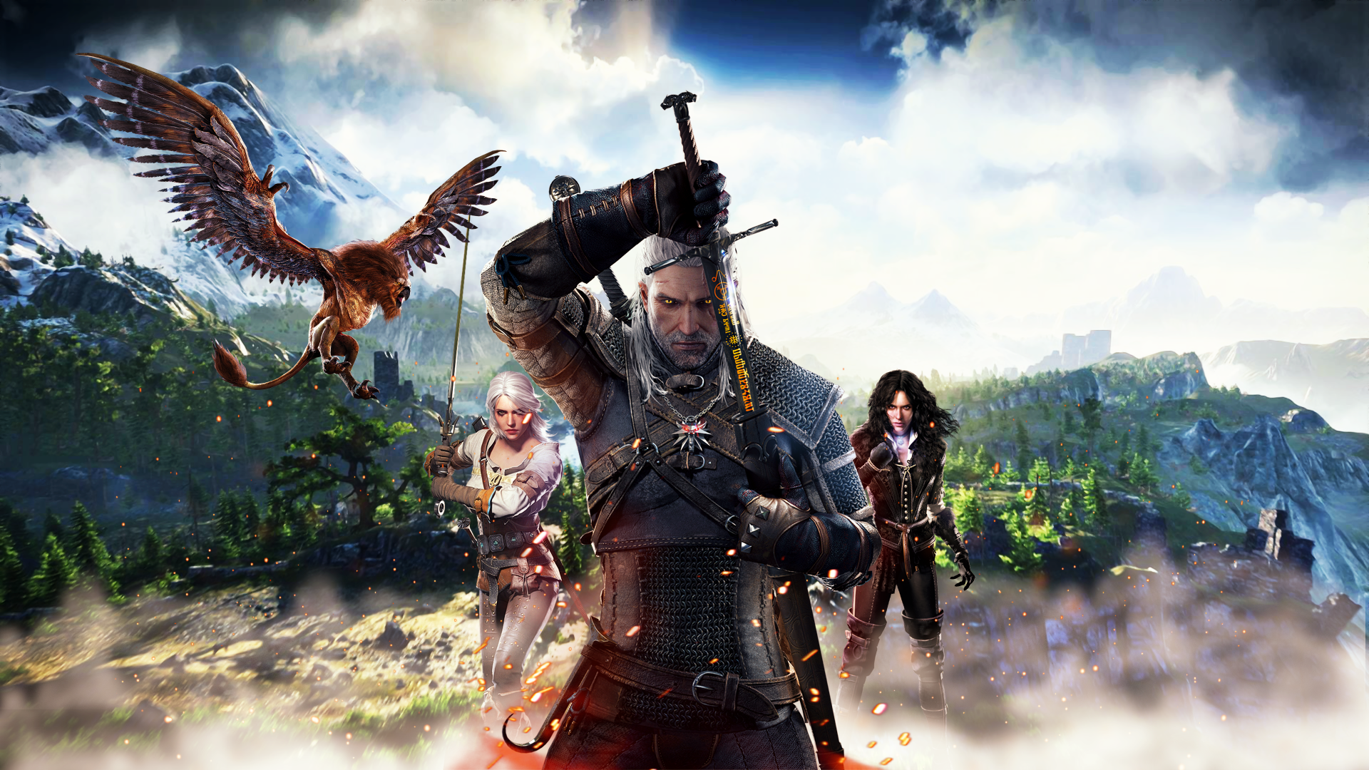 The Witcher 3 Wallpaper Hd 3