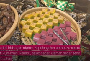 [JBFOODCLUB.TV] Grand Paragon Semarak Ramadhan Sajian Kampung Buffet Ramadhan Buffet Preview 6th April 2019