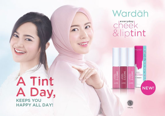 Wardah Everyday Cheek and Lip Tint