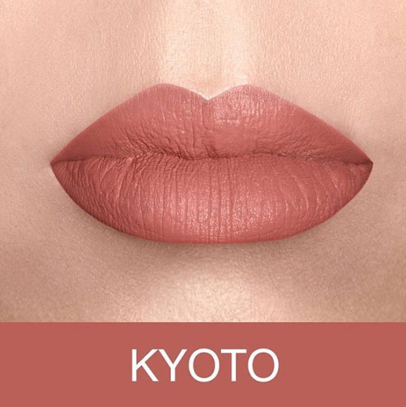 NYX Soft Matte Lip Cream Kyoto