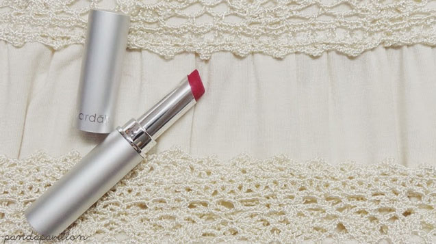 Wardah Long Lasting Lipstick, shade Raspberry Hip