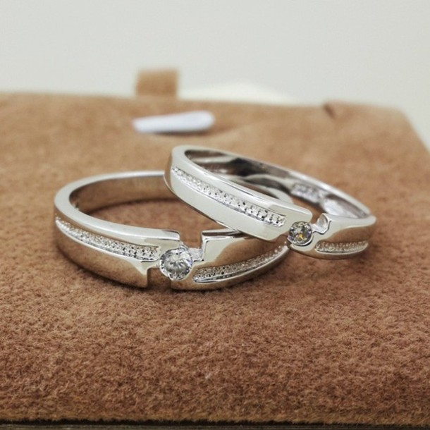 Wedding Rings With Name 3