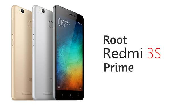 How to Root and Flash Lineage OS (Android Nougat) in Redmi 3S / Prime