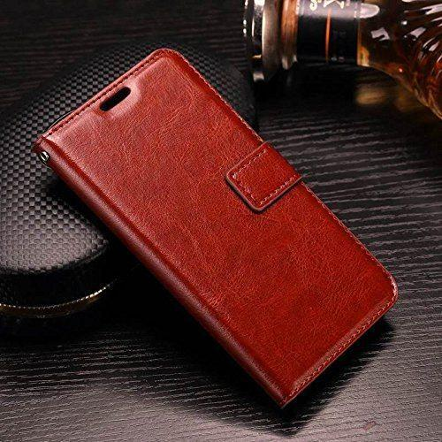 Moto G5 Leather Cover