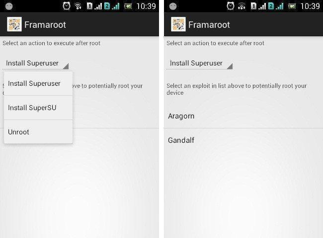 Root Android via FramaRoot APK Without PC Step by Step