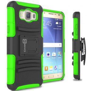 best Cases For Galaxy J7- Cover on armor case