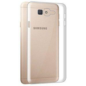 Best cover for Galaxy On Nxt-transparent silicon case