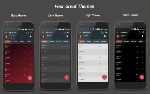 bass booster and eq music player- pi music player