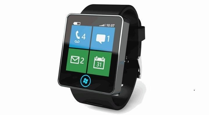 Upcoming Smartwatches- Microsoft Surface Watch