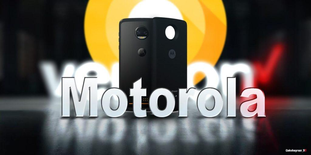 Motorola devices that will get Android P 9.0 update