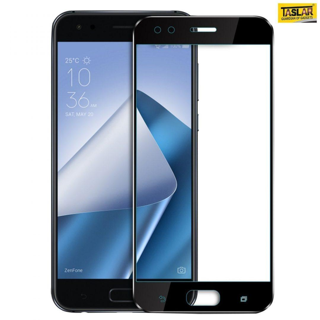 Best Tempered Glass for Honor V10- Taslar Screen Guard