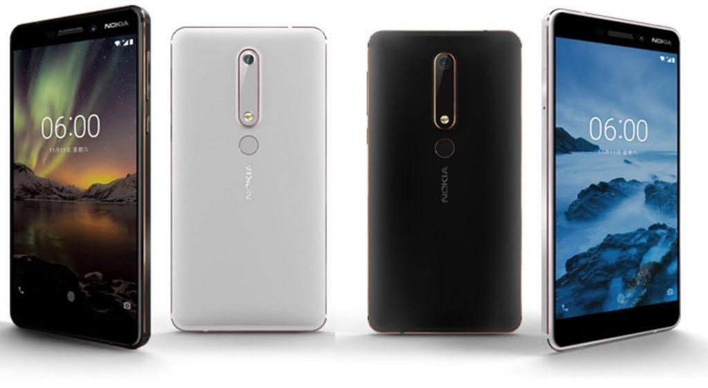Nokia 6 2018 Android P 9.0 update