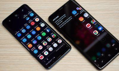 Galaxy S9 and Galaxy S9 Plus
