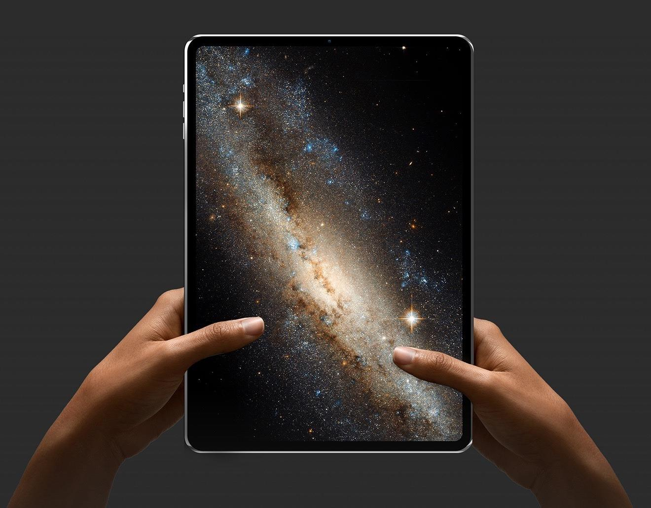 Apple iPad Pro 2018 concept