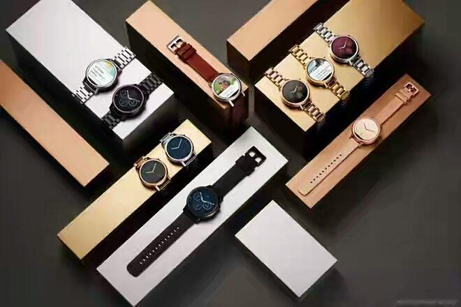 image moto 360 and moto 360 2nd gen