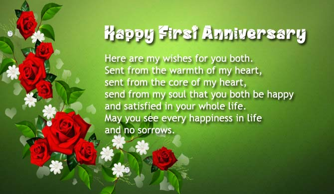 Wedding Anniversary Wishes To Sister And Brother In Law 7