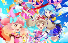 220px Aikatsu on parade poster.webp