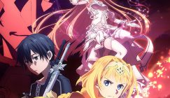 Assistir Anime Sword Art Online Alicization 1.ª 2.ª temporada Todos os Episódios Online