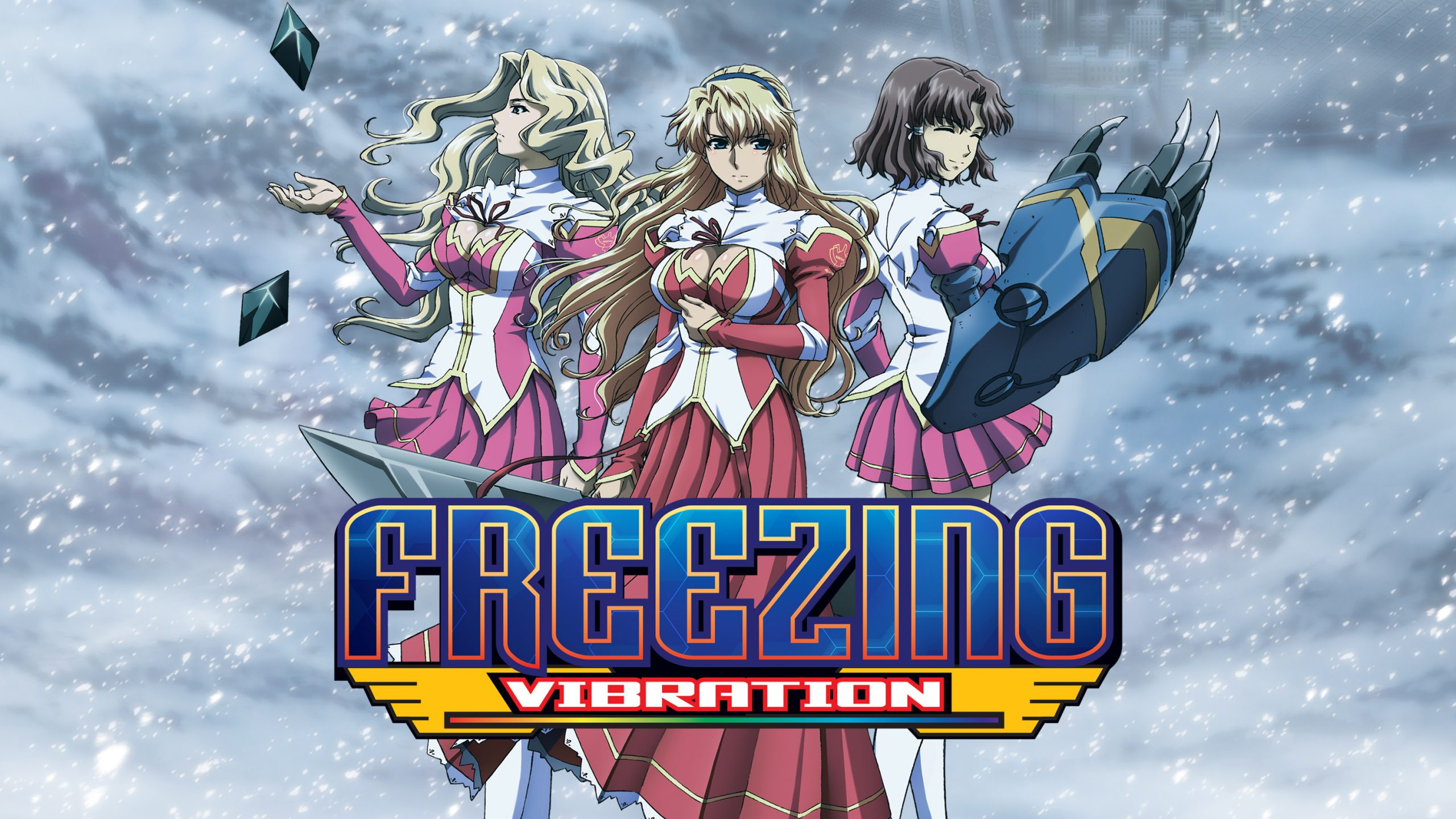 Freezing scaled