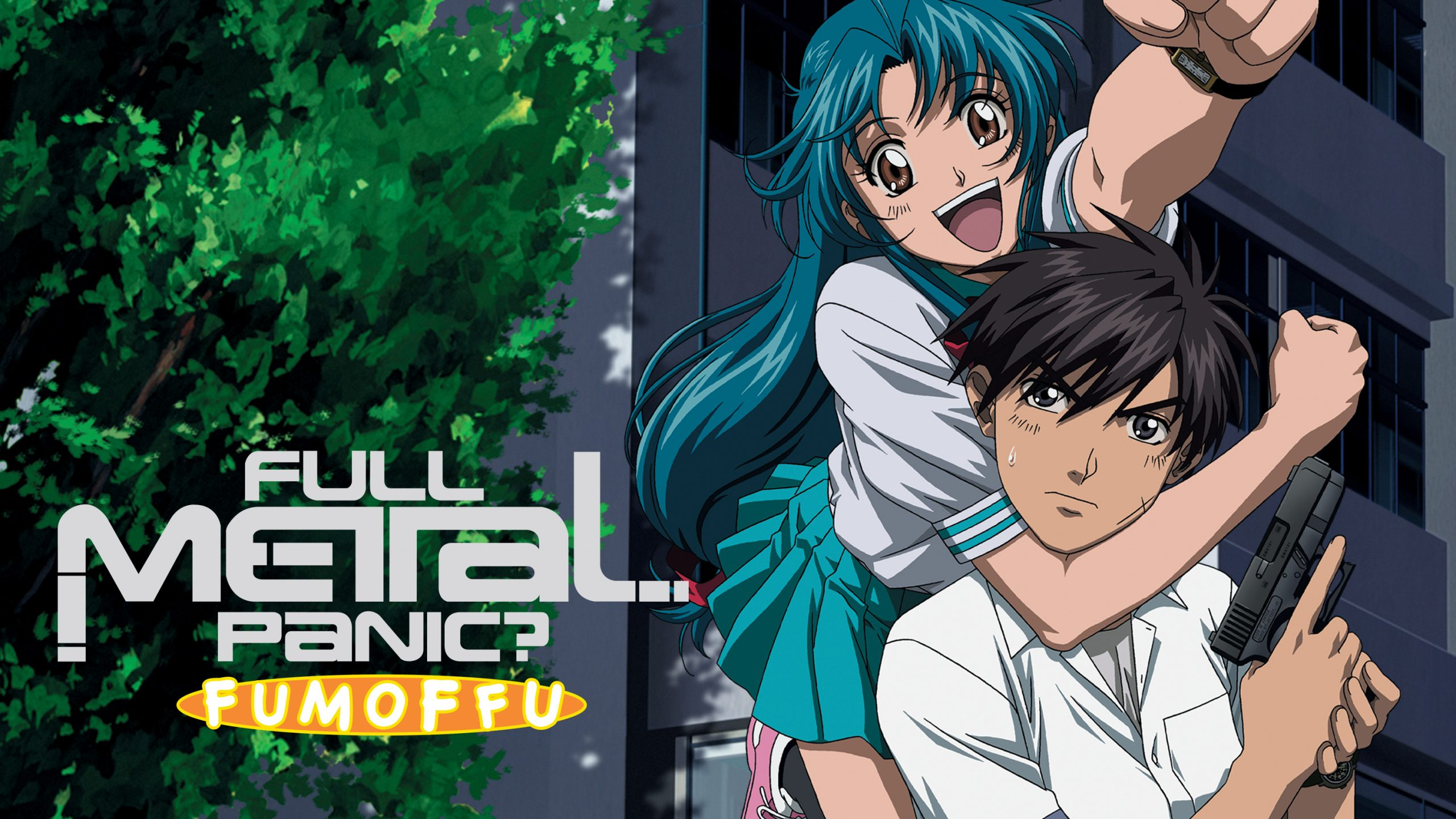 Full Metal Panic Fumoffu scaled
