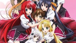 HighSchool DxD BorN 1