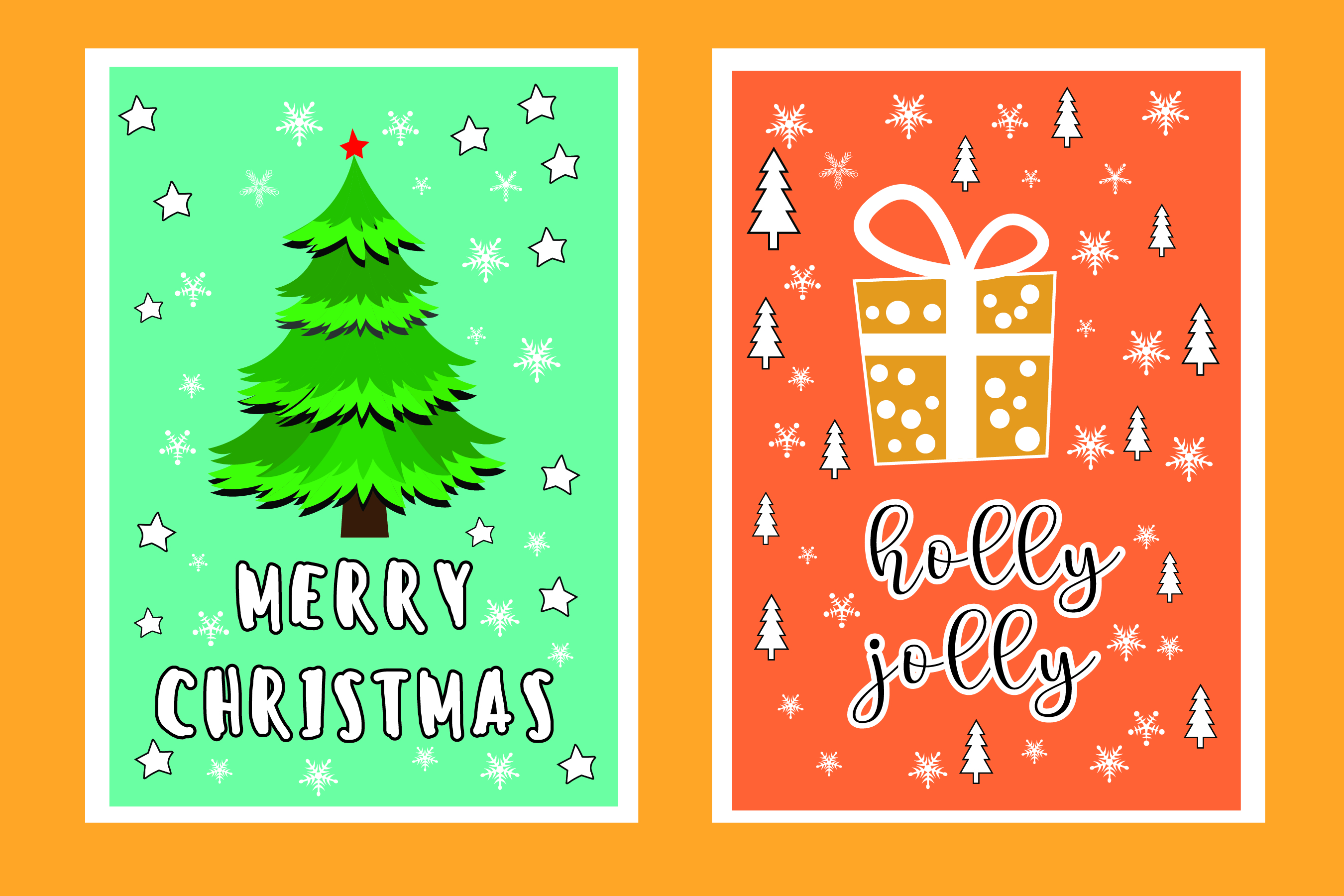Download Christmas Card Svg Files For Cricut Free Cut Files Include Svg Dxf Eps And Png Files