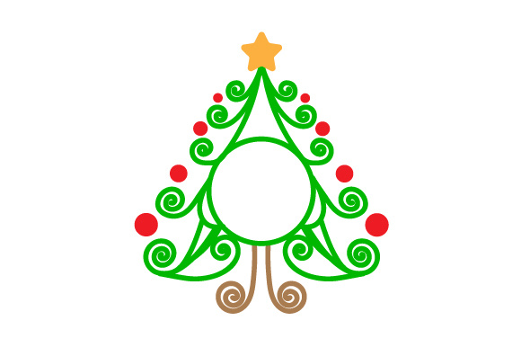 Svg Christmas Tree Outline Free Svg Cut Files Create Your Diy Projects Using Your Cricut Explore Silhouette And More The Free Cut Files Include Svg Dxf Eps And Png Files