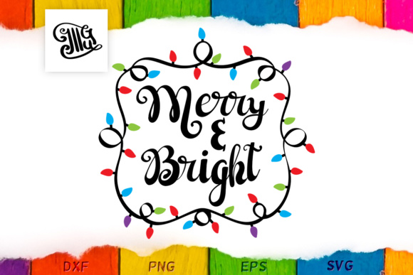 Download Christmas Light Strand Svg Free Cut Files Include Svg Dxf Eps And Png Files