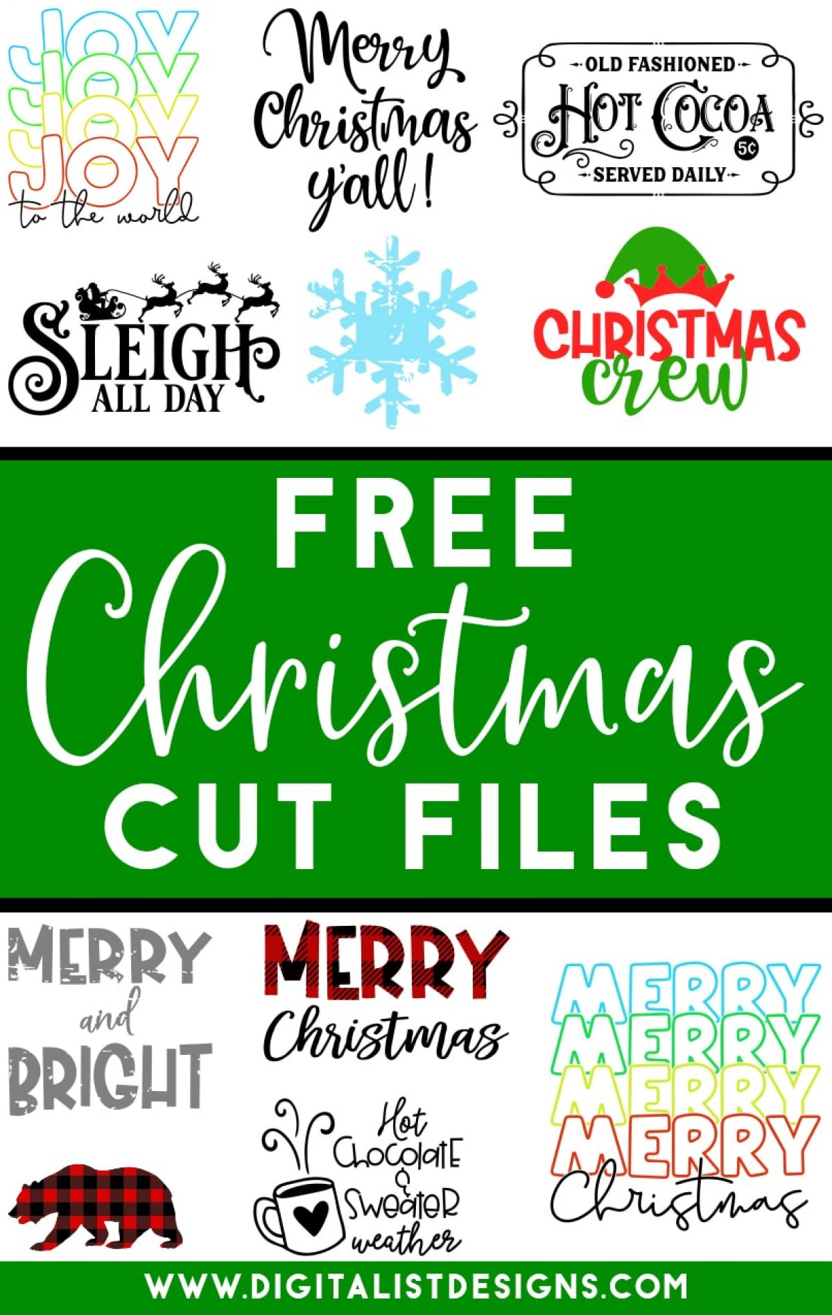 Download Christmas Svg File Free Free Cut Files Include Svg Dxf Eps And Png Files