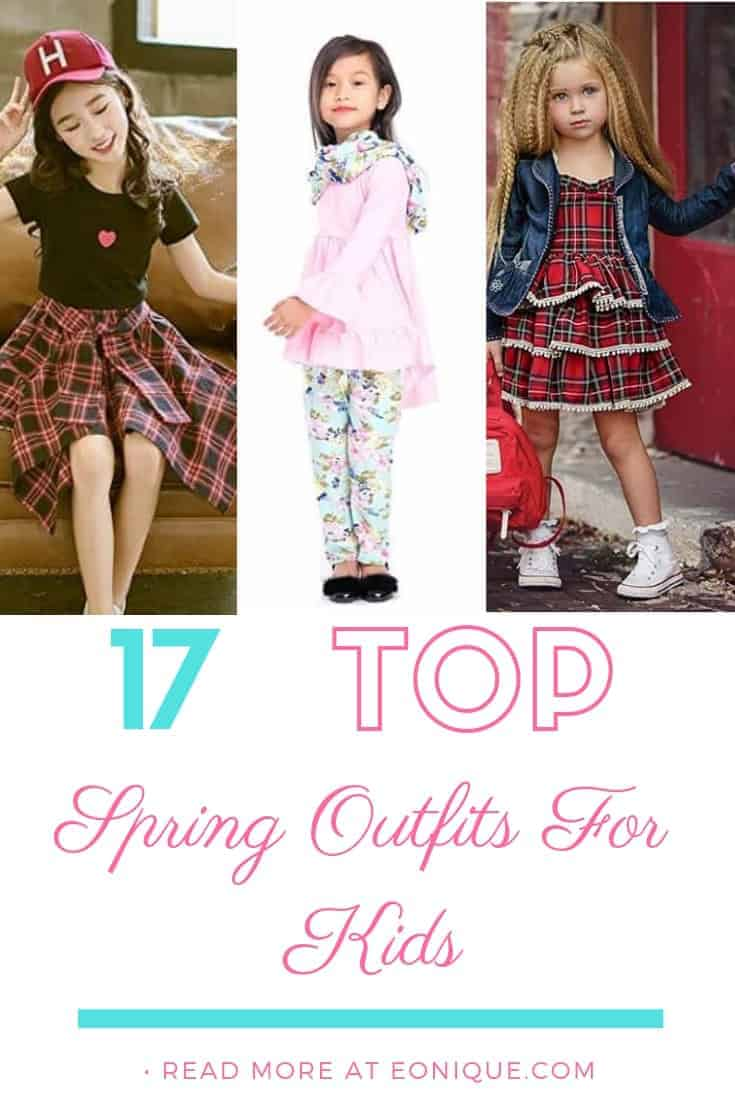 Top 17 Spring Outfits for Kids