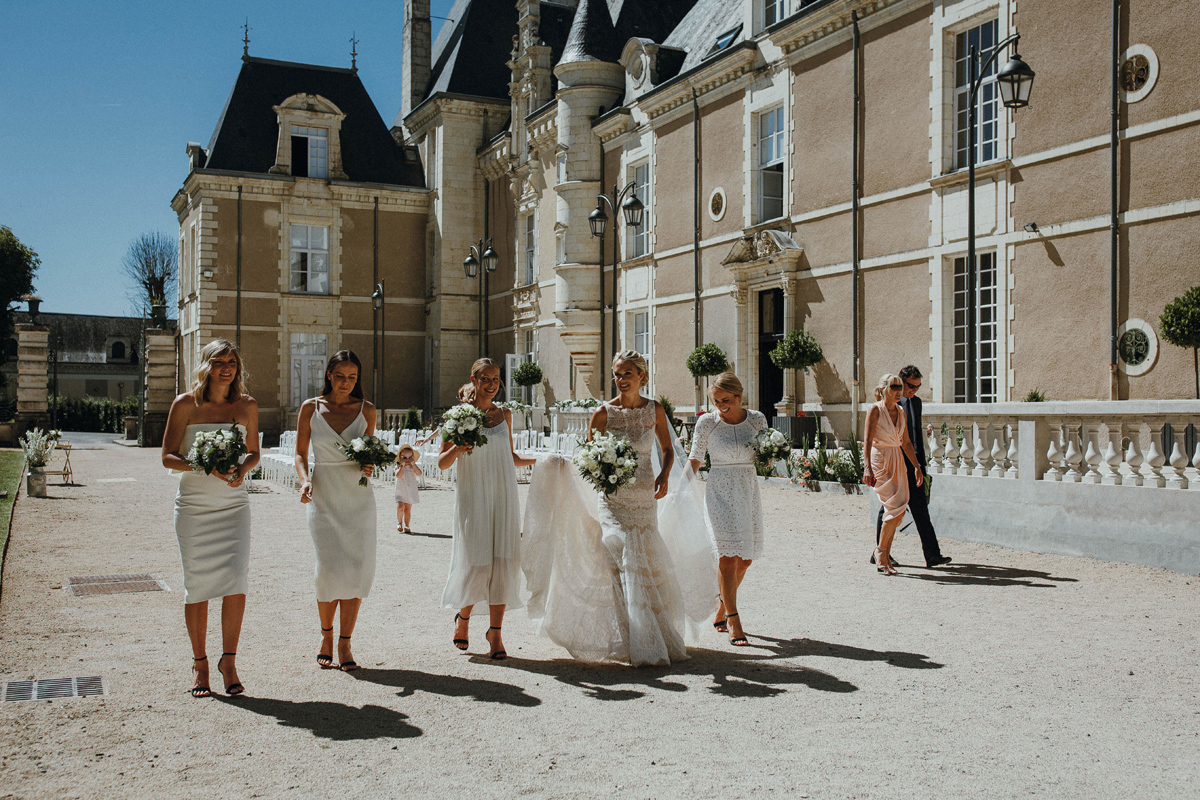 Escape To The Chateau Wedding 7