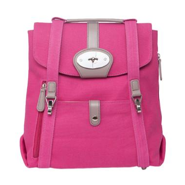 Amore Daniel Beck Mutifunction Backpack - Fuchsia