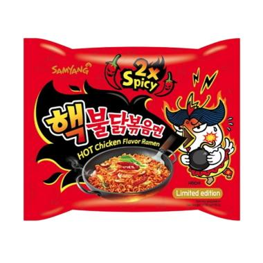 PROMO Samyang Nuclear 2x Spicy Mie Instan [1 pcs]