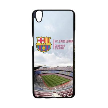 Bunnycase Barcelona Stadium O0041 Custom Hardcase Casing for OPPO R9 Plus