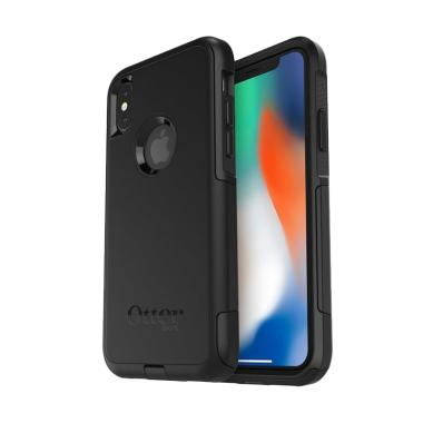 Otterbox Commuter Casing for iPhone X - Black [Original]