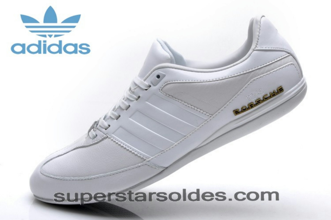 Adidas Chaussure Blanche 7
